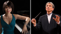 Yuja Wang and Michael Tilson Thomas