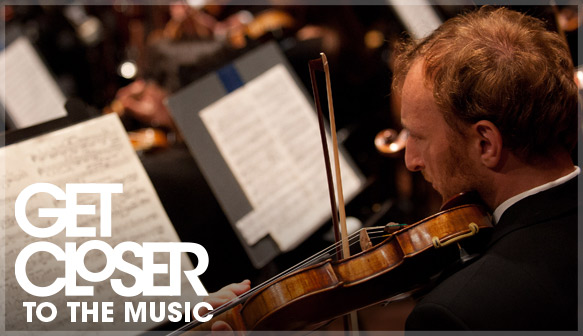 $15 Tickets– Get Closer to the Music!