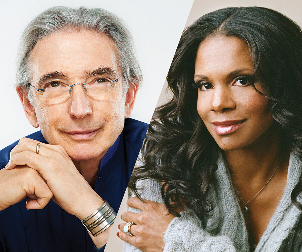 Michael Tilson Thomas and Audra McDonald