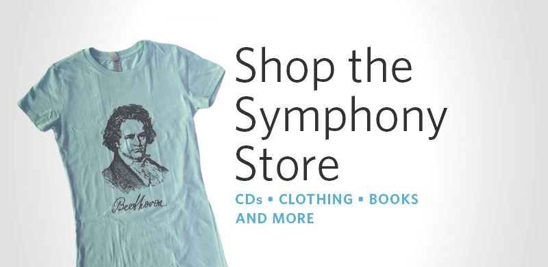 Click to shop the Symphony Store