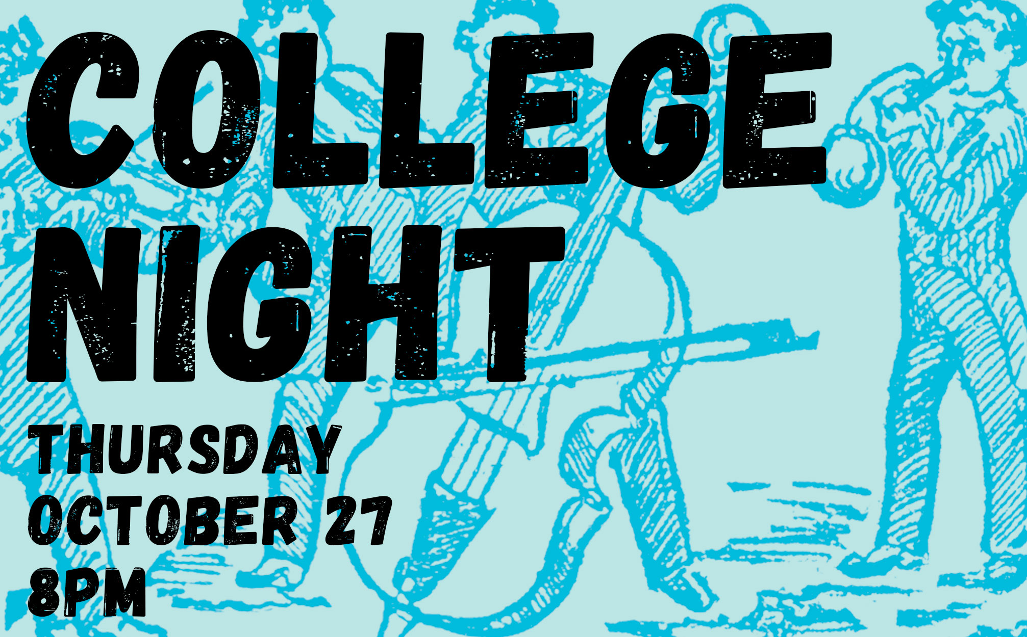 Click to learn more about College Night on October 27