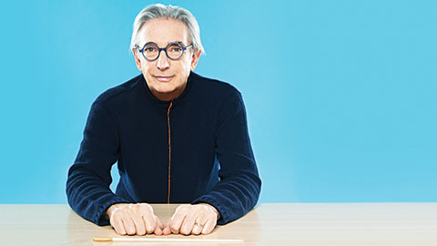Portrait of Michael Tilson Thomas