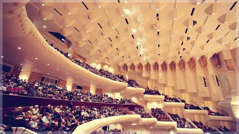 Davies symphony hall loge seats