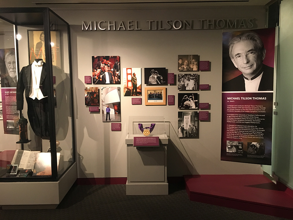 MTT's Hall of Fame exhibit