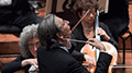 Michael Tilson Thomas with the San Francisco Symphony