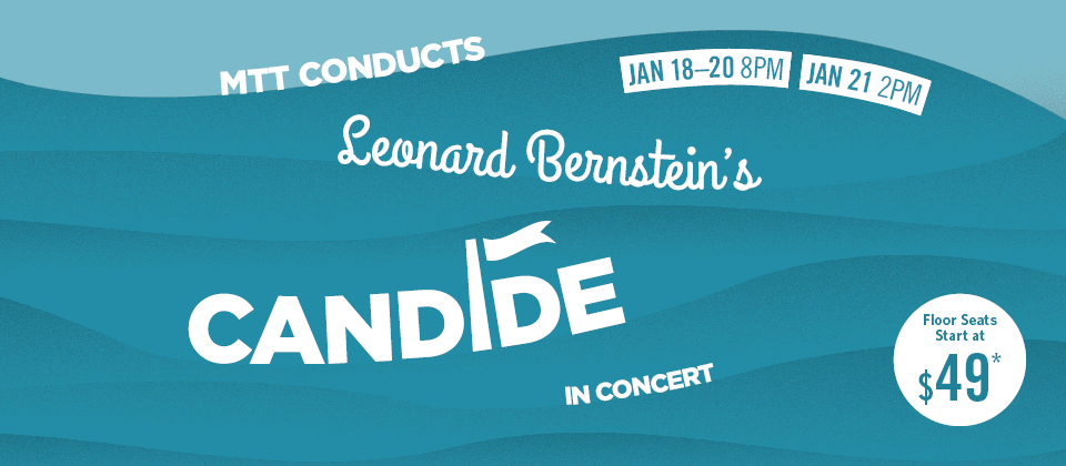 Jan 18-21: MTT Conducts Bernstein's
