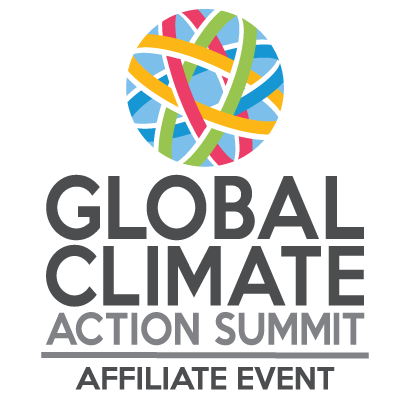 Global Climate Action Summit Logo