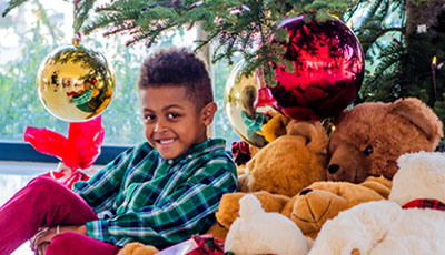 Dec 6: Deck the Hall, a family concert with the SF Symphony