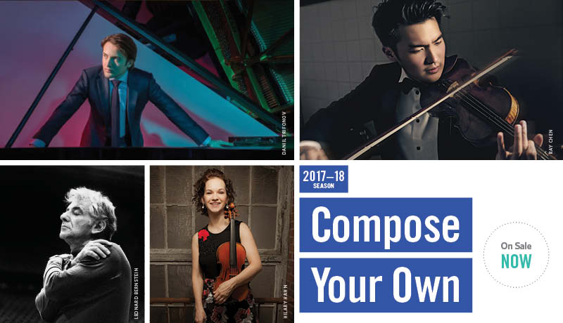 Composer Your Own is on sale now!