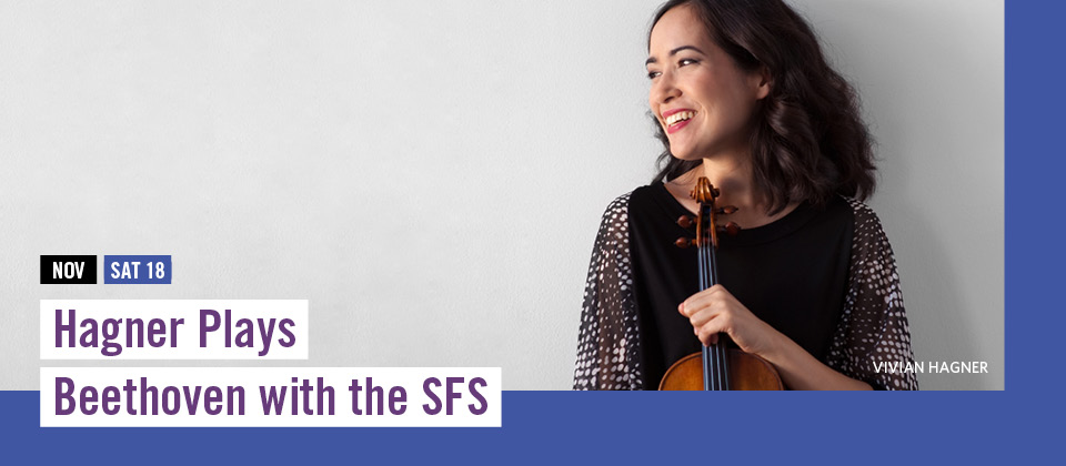 Nov 18: Hagner Plays Beethoven with the SFS