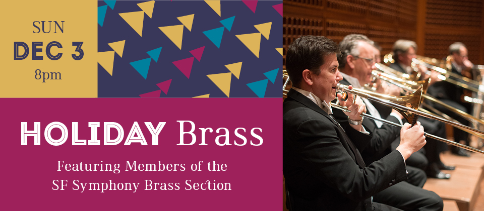 Dec 3: Holiday Brass