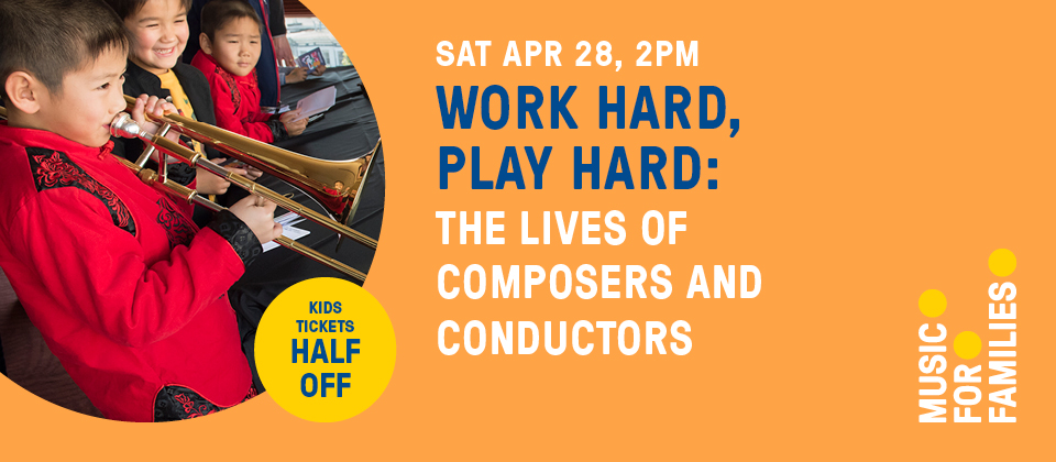 Apr 28: Music for Families