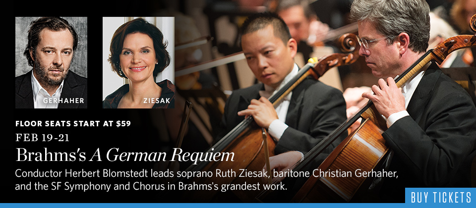 Brahms's A German Requiem