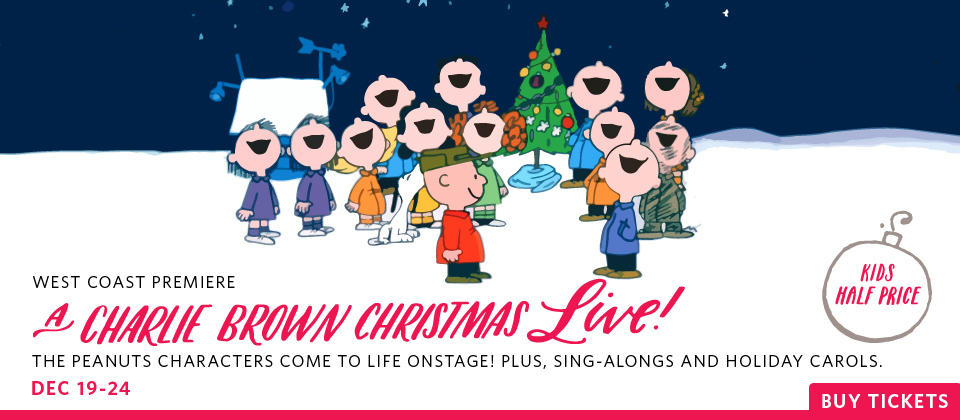 A Charlie Brown Christmas-Live!