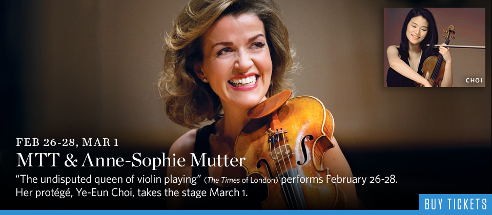 MTT & Anne-Sophie Mutter