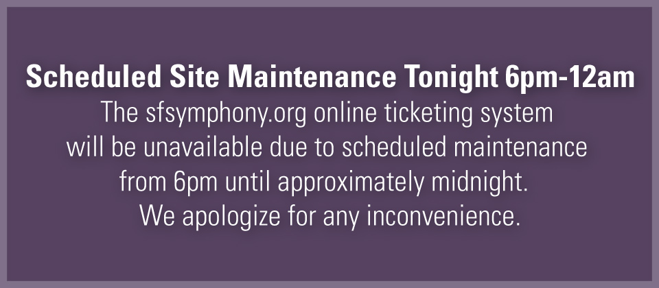 Scheduled Site Maintenance Tonight