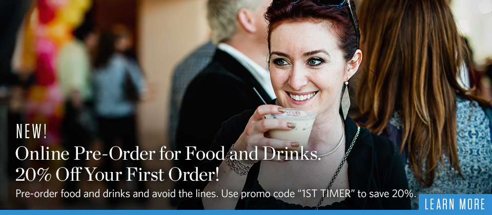 Food and Drink Online Pre-Order