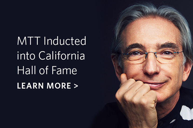 Music Director Michael Tilson Thomas Inducted into California Hall of Fame