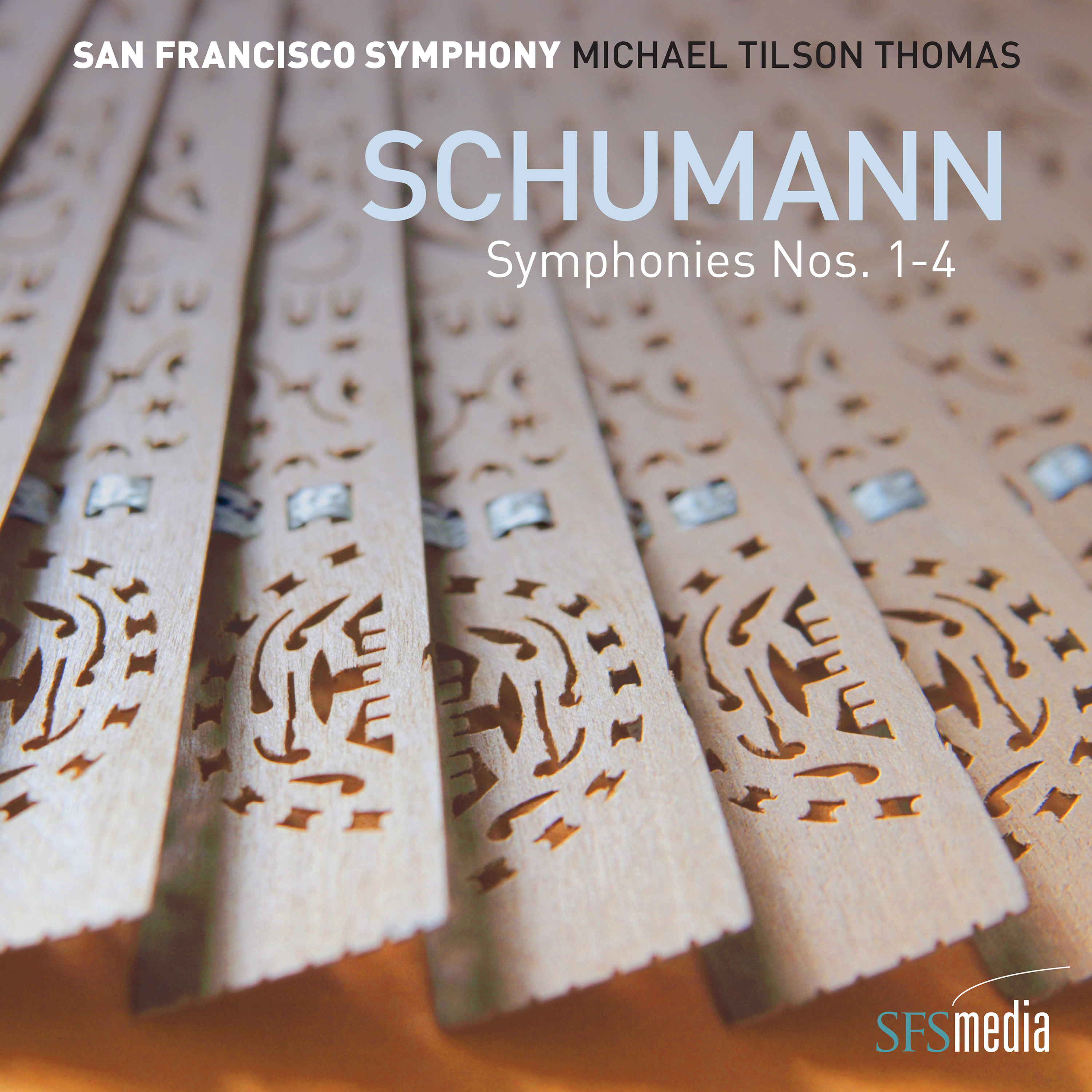 SFS Schumann album cover