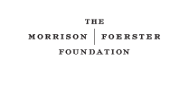 The Morrison & Foerster Foundation and Individual Partners and Employees of Morrison Foerster LLP