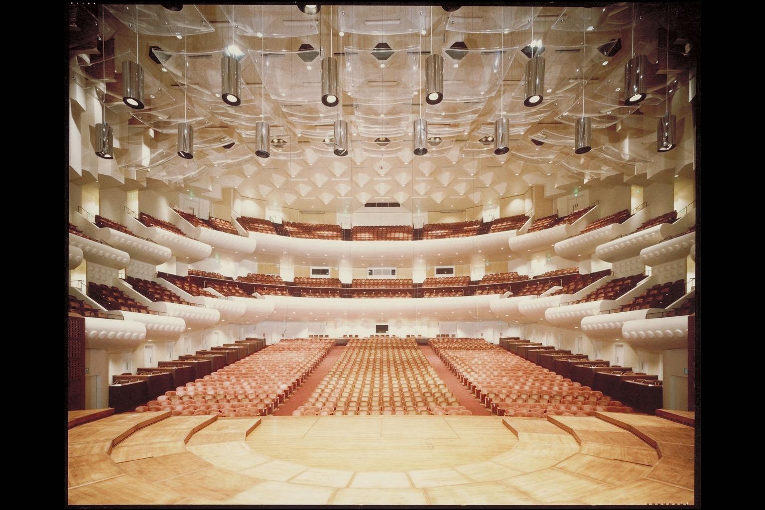 San francisco symphony press room